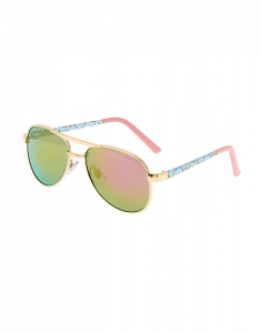 Claire's Kids Unicorn Print Aviator Tinted Sunglasses 30554