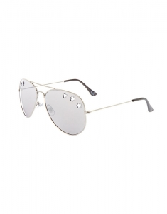Claire's Star Cut Out Aviator Sunglasses 49013