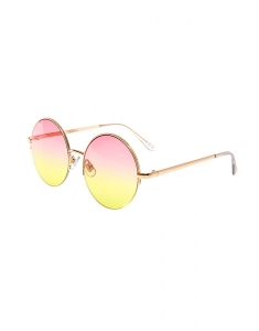 Claire's Sherbet Tinted Round Sunglasses 51765