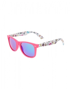Claire's Fun Retro Frame Sunglasses 79707
