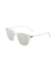 Claire's Clear Mirrored Cat Eye Sunglasses 80820