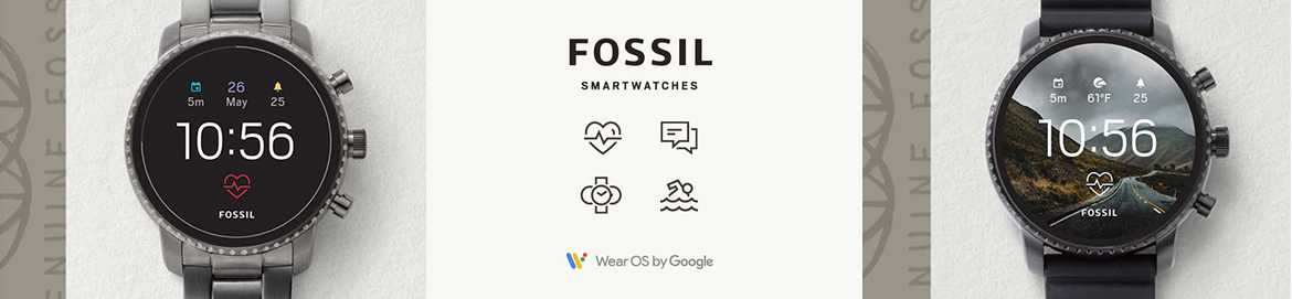 fossil smart
